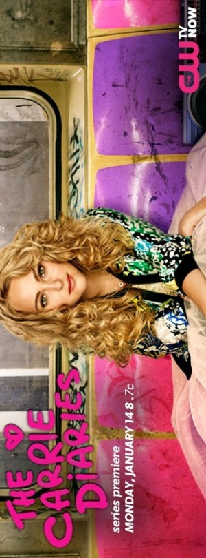The Carrie Diaries 315x850