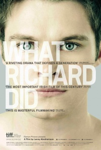 What Richard Did poster