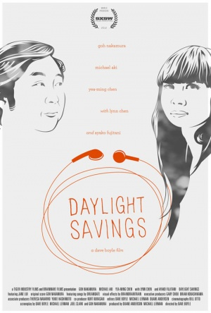 Daylight Savings Poster