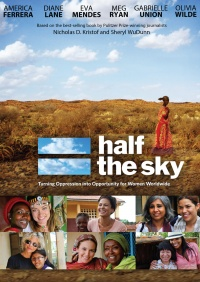 Half the Sky poster