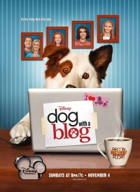 Dog with a Blog poster