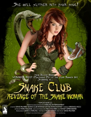Snake Club: Revenge of the Snake Woman Poster