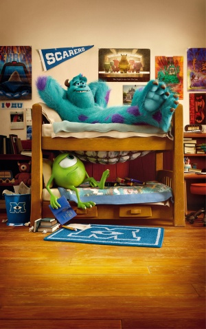 Monsters University 3137x5000