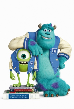 Monsters University 3384x5000