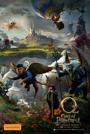 Oz the Great and Powerful 647x960