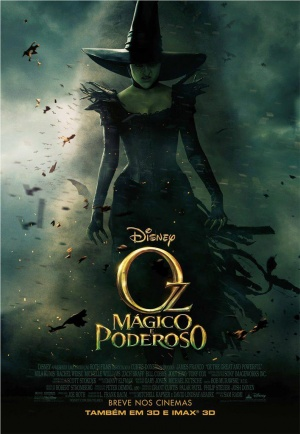 Oz the Great and Powerful 708x1024