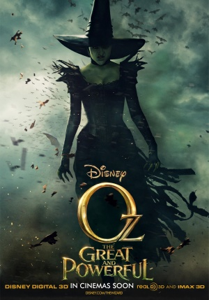 Oz the Great and Powerful 3493x5000