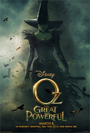 Oz the Great and Powerful 1350x2000
