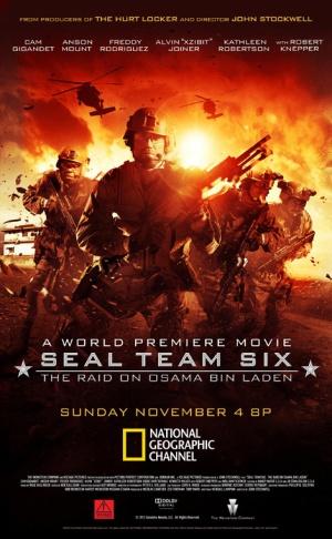 Seal Team Six: The Raid on Osama Bin Laden 470x761