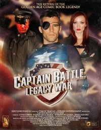Captain Battle: Legacy War poster