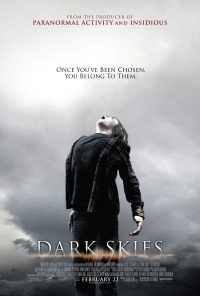 Dark Skies - Oscure presenze poster