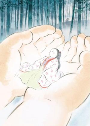 Die Legende der Prinzessin Kaguya 580x818