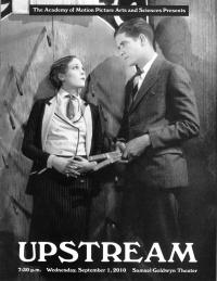 Upstream poster
