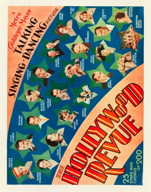 The Hollywood Revue of 1929 2363x3000