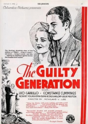 The Guilty Generation 357x500
