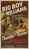 Thunder Over Texas Poster