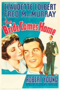 The Bride Comes Home poster