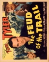 The Feud of the Trail Poster