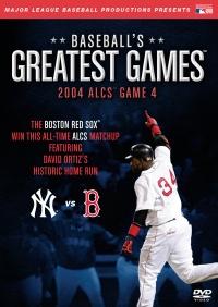 2004 World Series poster