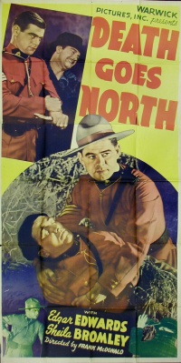 Death Goes North poster