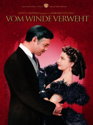 Gone with the Wind 554x745