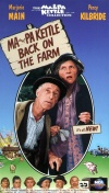 Ma and Pa Kettle Back on the Farm Cover