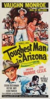 Toughest Man in Arizona Poster