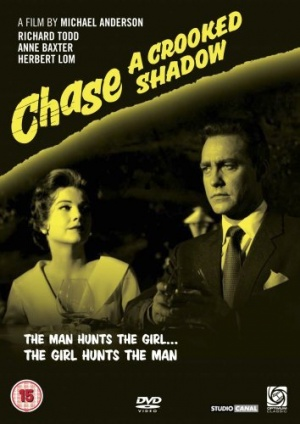 Chase a Crooked Shadow Dvd cover
