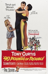 40 Pounds of Trouble poster