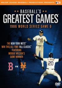 1986 World Series poster