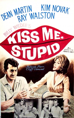 Kiss Me, Stupid 1398x2228