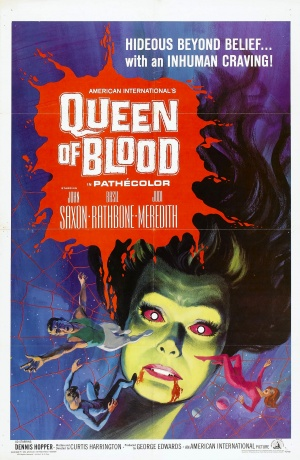 Queen of Blood Poster
