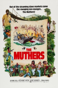 The Muthers poster