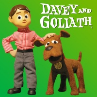 Davey and Goliath poster