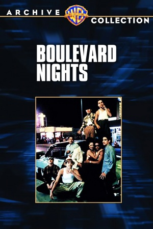 Boulevard Nights Dvd cover