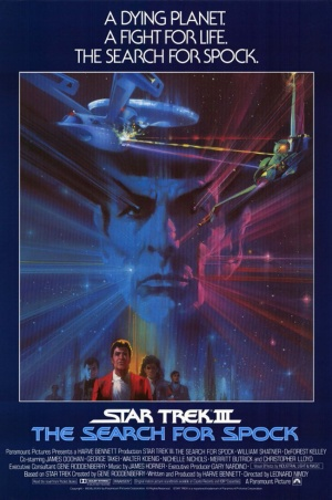 Star Trek III: The Search for Spock 650x979