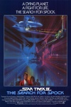 Star Trek: The Search For Spock Poster