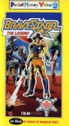 BraveStarr: The Legend Cover