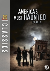 America's Most Haunted Places poster