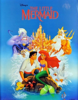 The Little Mermaid 701x900