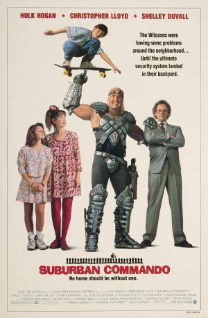 Suburban Commando 1441x2194