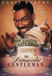 The Distinguished Gentleman poster