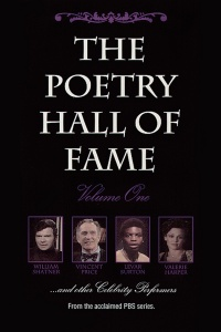 The Poetry Hall of Fame poster