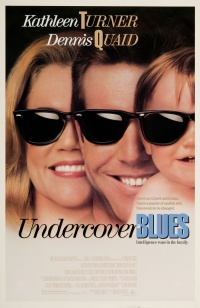 Undercover Blues poster