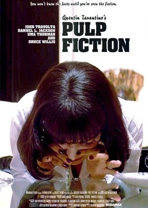 Pulp Fiction 500x700