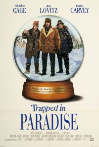 Trapped in Paradise poster