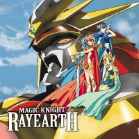 Magic Knight Rayearth poster