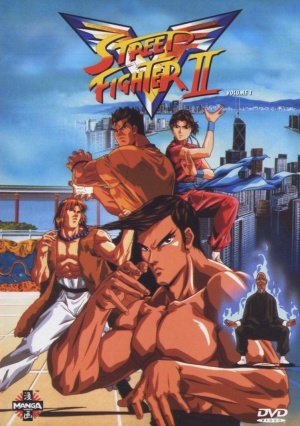 Street Fighter II: V 752x1068