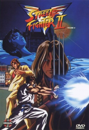 Street Fighter II: V 974x1416