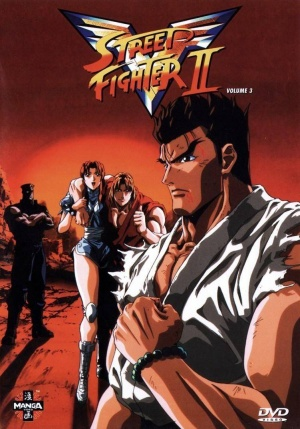Street Fighter II: V 751x1074